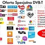 Oferta specjalna DVB-T w nc+ za 19,90 zł