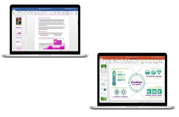Office 2016 na komputery Mac /materiały prasowe