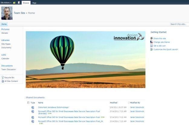 Office 365 /materiały prasowe