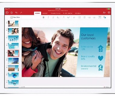 Office na iPada już jest