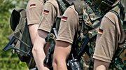 Oficer Bundeswehry zatrzymany pod zarzutem terroryzmu