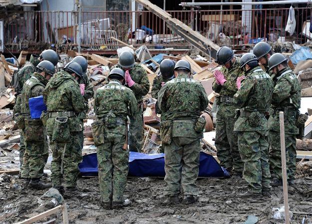 Oficjalna liczba zabitych wynosi 8649 /AFP