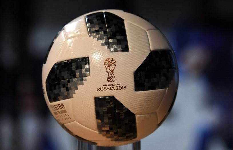Oficjalna piłka mundialu w Rosji /AFP