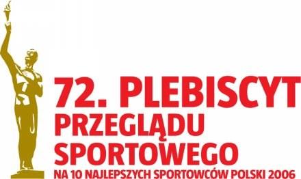 Oficjalne logo plebiscytu /Przegląd Sportowy