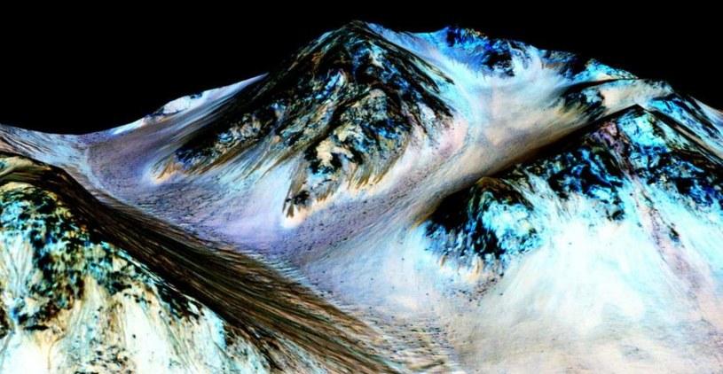 Oficjalne materiały graficzne przygotowane przez NASA /NASA