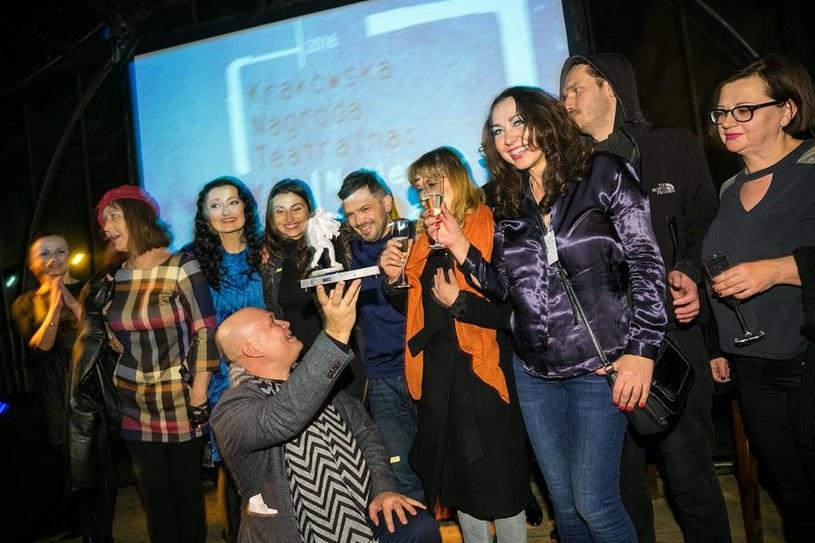 Oficjalne rozdanie nagród Festiwalu Boska Komedia /Anka Kaczmarz /materiały prasowe