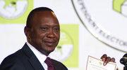 Oficjalne wyniki: Uhuru Kenyatta wygrał wybory prezydenckie w Kenii