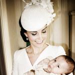 Oficjalne zdjęcia z chrzcin księżniczki Charlotty