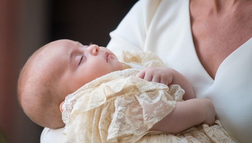 Oficjalne zdjęcia ze chrztu księcia Louisa