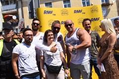 Oficjalnie otworzyliśmy Wakacyjny Zlot Gwiazd RMF FM