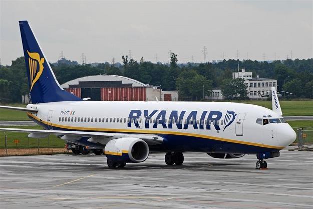 Oficjalnie Ryanair tłumaczy swoje problemy chęcią poprawienia punktualności lotów /Informacja prasowa