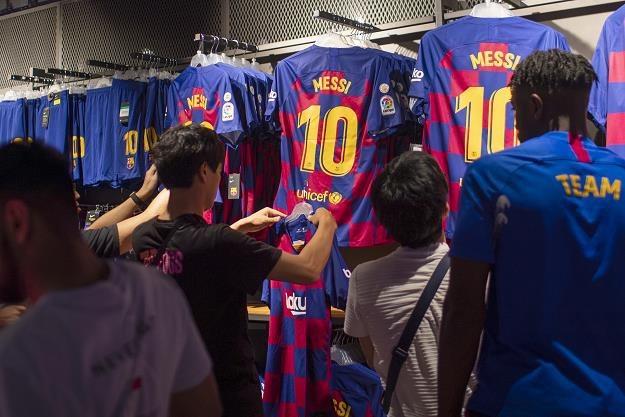 Oficjalny sklep FC Barcelony /Getty Images/Flash Press Media