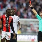 OGC Nice - Dijon 1-0. Gol i czerwona kartka Maria Balotellego