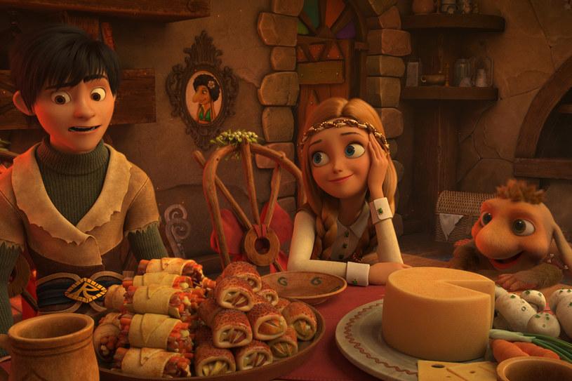 """""""Ogień i lód"""" to już trzecia odsłona rosyjskiej animacji """"Królowa Śniegu"""" /materiały prasowe"""