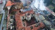Ogień strawił dokumentację uzdrowiska Szczawno-Zdrój. Apel do kuracjuszy: Zadzwońcie!