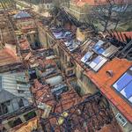 Ogień strawił uzdrowisko Szczawno-Zdrój. Ogrom zniszczeń na filmie z drona