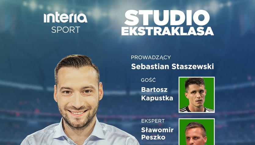 """Oglądaj """"Studio Ekstraklasa"""" - gośćmi Jan Urban i Sławomir Peszko"""