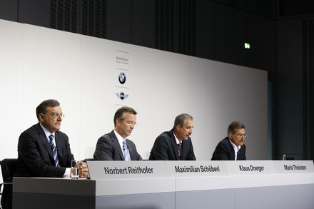 Ogłoszenie decyzji o wycofaniu z F1 /