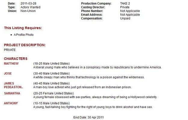 Ogłoszenie w sprawie castingu do GTA V /CDA