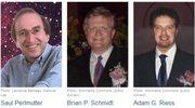 Ogłoszono nazwiska laureatów Nagrody Nobla z fizyki