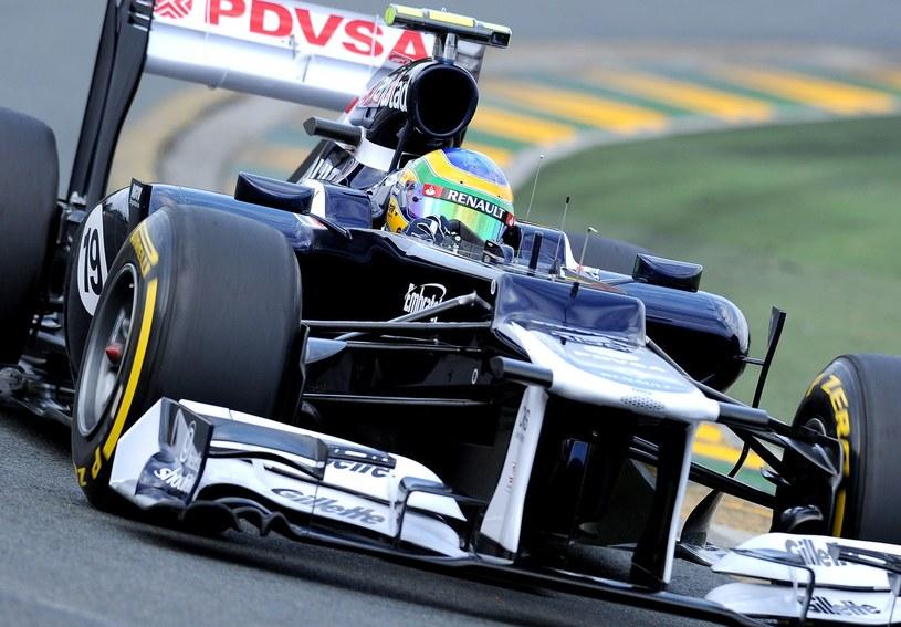 Ogłoszono wybór opon na kolejne trzy wyścigi /AFP