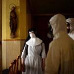 Ognisko koronawirusa w klasztorze. 52 osoby zakażone