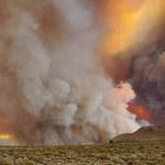 Ogniste tornado w Kalifornii