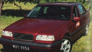 Ogniste Volvo 850