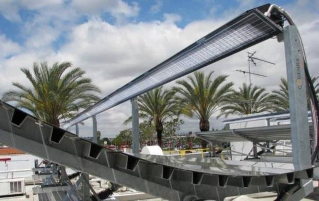 Ogniwa słoneczne i gorąca woda - nowe metody chłodzenia budynków /materiały prasowe