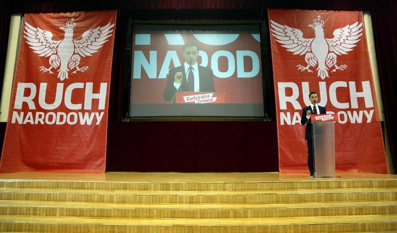 Ogólnopolski Kongres Ruchu Narodowego /Tomasz Gzell /PAP