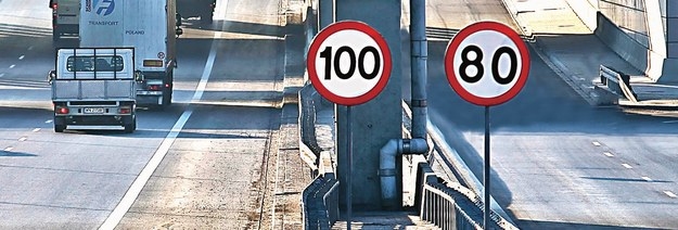 ograniczenia prędkości /Motor