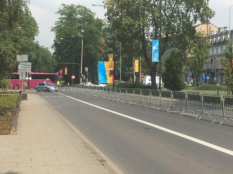 Ograniczenia w ruchu podczas ŚDM /Katarzyna Krawczyk /INTERIA.PL