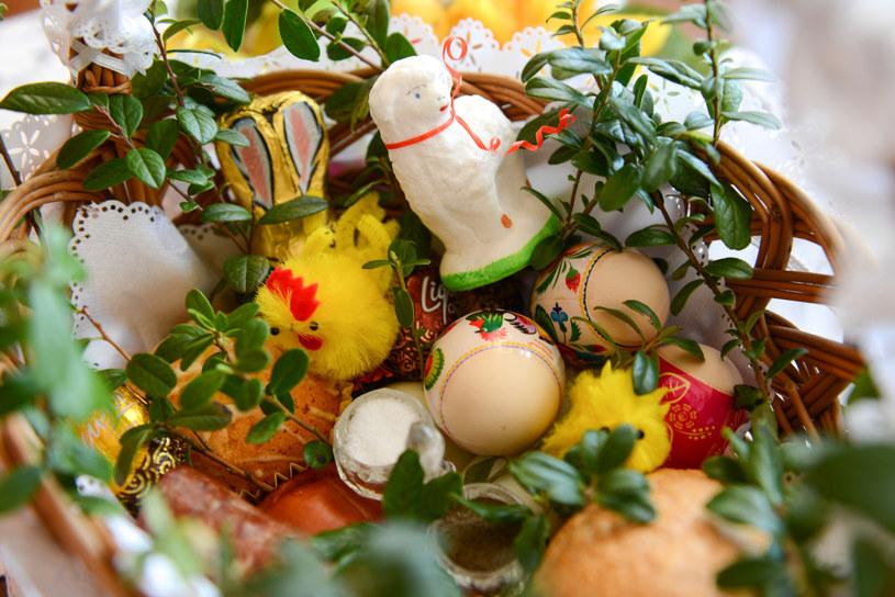 Ograniczenia wprowadzone przez rząd oznaczają, że w nie będzie można zorganizować w tym roku święceń pokarmów / Adam Staśkiewicz  /East News