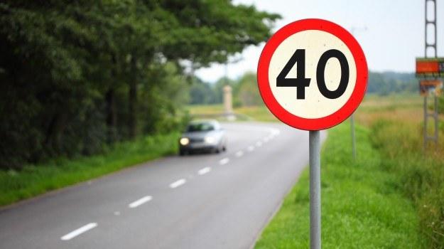 Ograniczenie prędkości /Motor