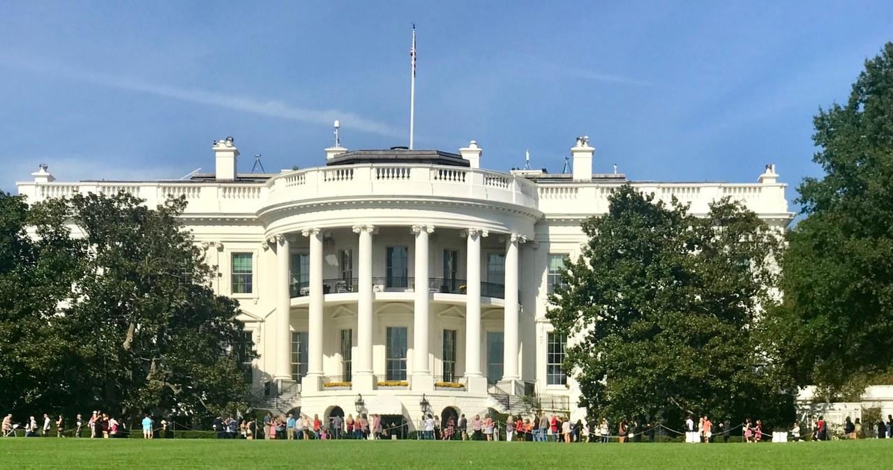 Ogrody Białego Domu otwarte dla turystów