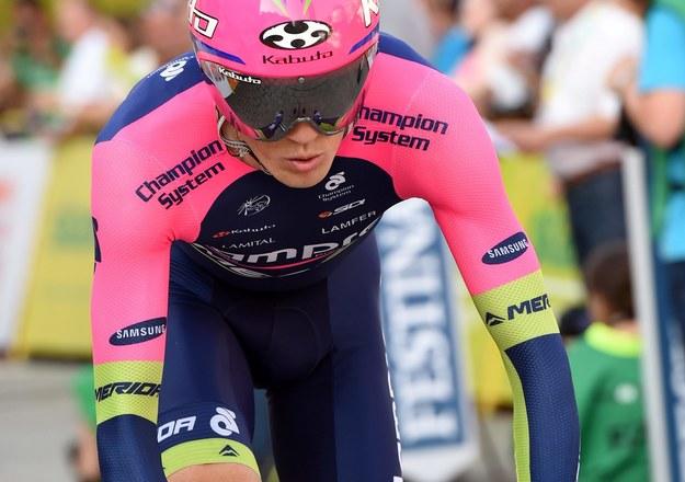 Ogromny sukces! Polak wygrał etap Vuelta a Espana!