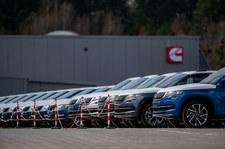 Ogromny wzrost sprzedaży samochodów