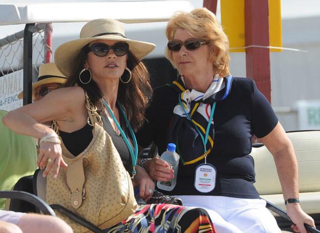 Ogromnym wsparciem dla aktorki jest jej matka /Getty Images/Flash Press Media