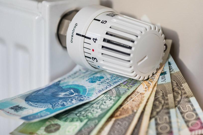 Ogrzewanie domu to duży wydatek /Arkadiusz Ziółek /East News