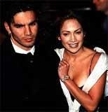 Ojani Noa i Jennifer Lopez /