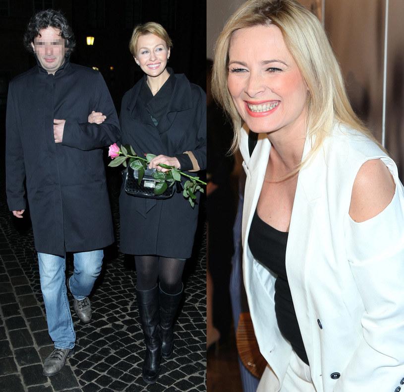 Ojcem Lwa jest były partner Anny Popek /Pawel Wrzecion /MWMedia