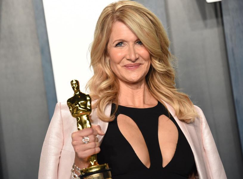 Ojciec dał mi jedną radę: wybieraj te role, które inne aktorki ze strachu odrzucają – przyznaje Laura Dern /Getty Images