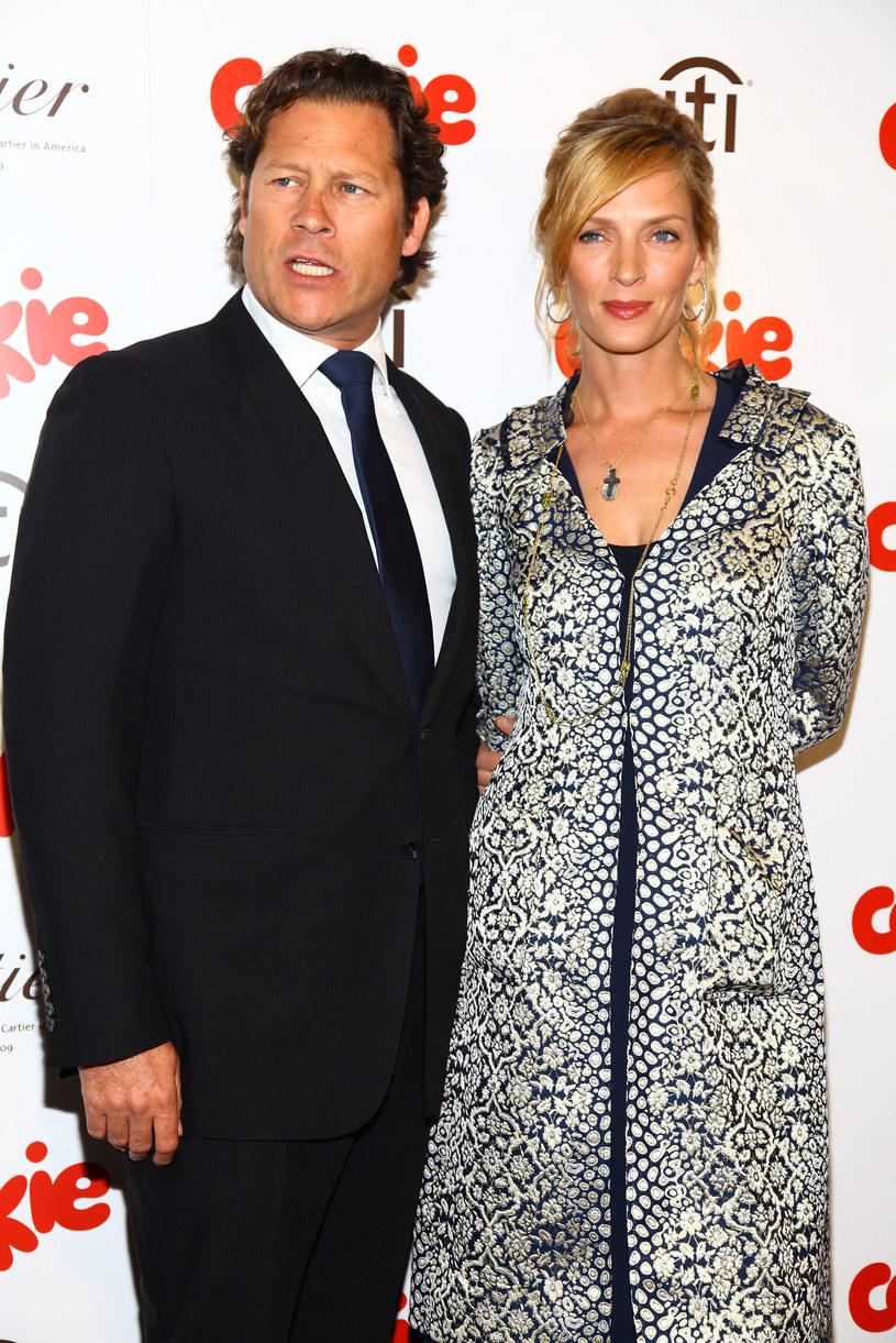 Ojciec dziewczynki uważa, że aktorka jest złą matką /Astrid Stawiarz /Getty Images