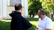 Ojciec Jan Maria Szewek opowiada o walorach Kalwarii Pacławskiej
