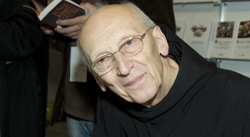 Ojciec Leon Knabit był bliskim przyjacielem papieża Jana Pawła II /MWMedia