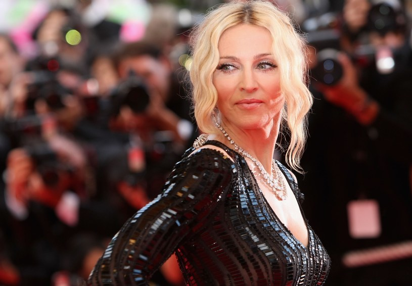 Ojciec Madonny obchodził 90. urodziny. To po nim gwiazda odziedziczyła geny? /Getty Images