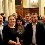 """""""Ojciec nasz Bandera"""" w ukraińskim parlamencie"""