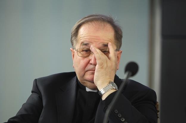 Ojciec Tadeusz Rydzyk. Fot. Stanislaw Kowalczuk /Agencja SE/East News