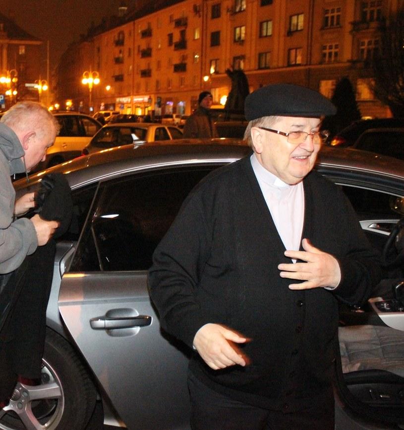 Ojciec Tadeusz Rydzyk /East News