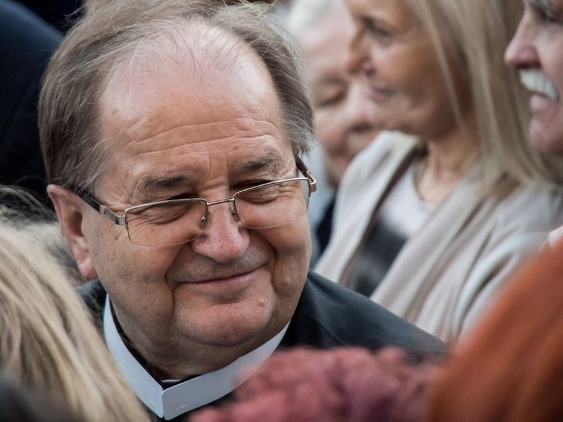 Ojciec Tadeusz Rydzyk /MIKOLAJ ZACHAROW/REPORTER /East News
